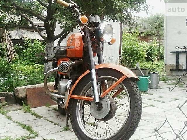 Апельсин Чезет 350, объемом двигателя 0 л и пробегом 33 тыс. км за 190 $, фото 1 на Automoto.ua