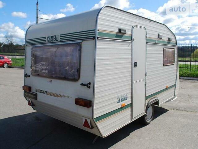 Белый Чатеау 380, объемом двигателя 0 л и пробегом 1 тыс. км за 2499 $, фото 1 на Automoto.ua