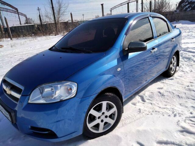 Синий Шевроле Авео, объемом двигателя 0 л и пробегом 234 тыс. км за 4200 $, фото 1 на Automoto.ua