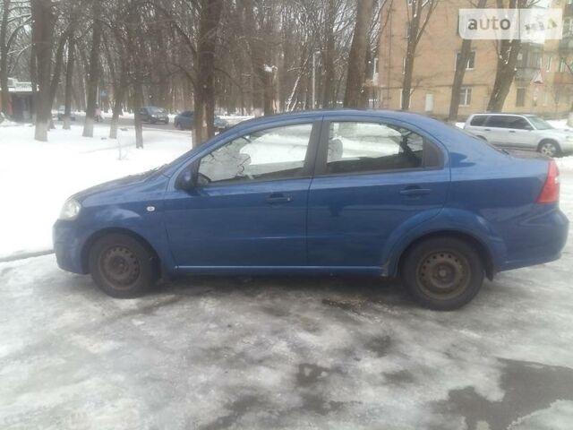 Синій Шевроле Авео, об'ємом двигуна 1.6 л та пробігом 287 тис. км за 7000 $, фото 1 на Automoto.ua