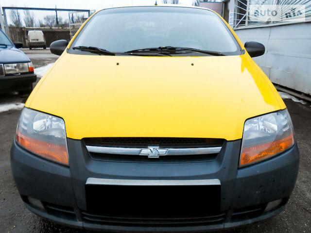 Жовтий Шевроле Авео, об'ємом двигуна 1.5 л та пробігом 114 тис. км за 4999 $, фото 1 на Automoto.ua