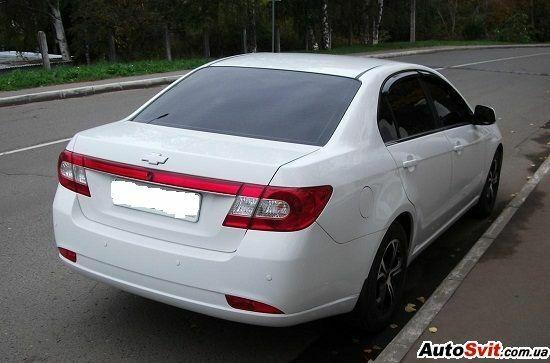 Купити Chevrolet Epica 2011 в Києві: 1$ | Шевроле Епіка на ...
