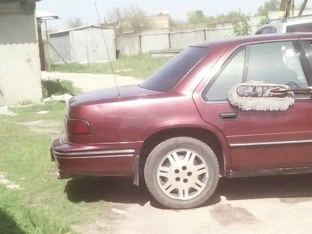 Красный Шевроле Люмина, объемом двигателя 3.1 л и пробегом 199 тыс. км за 3333 $, фото 1 на Automoto.ua