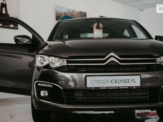 Ситроен С-Элизе, объемом двигателя 1.2 л и пробегом 0 тыс. км за 13604 $, фото 1 на Automoto.ua
