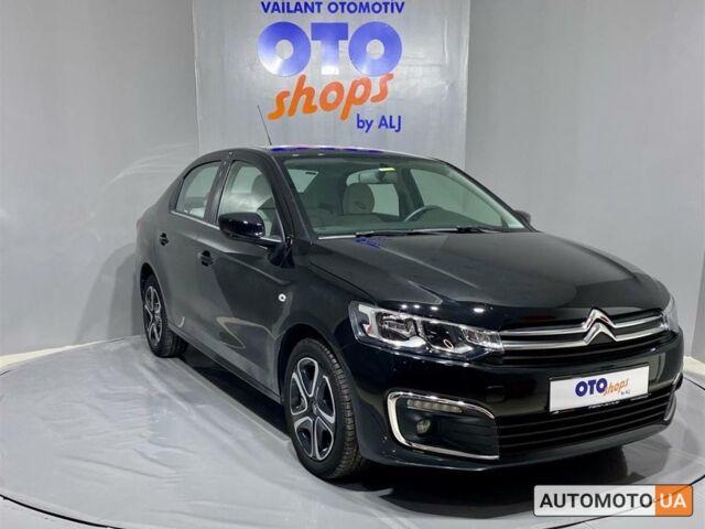 купить новое авто Ситроен С-Элизе 2020 года от официального дилера Авто Виа Ситроен фото