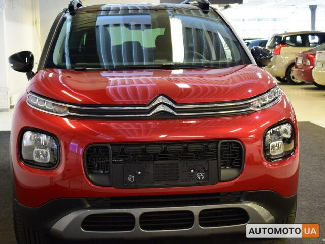 купить новое авто Ситроен C3 Aircross 2021 года от официального дилера Авто Виа Ситроен фото