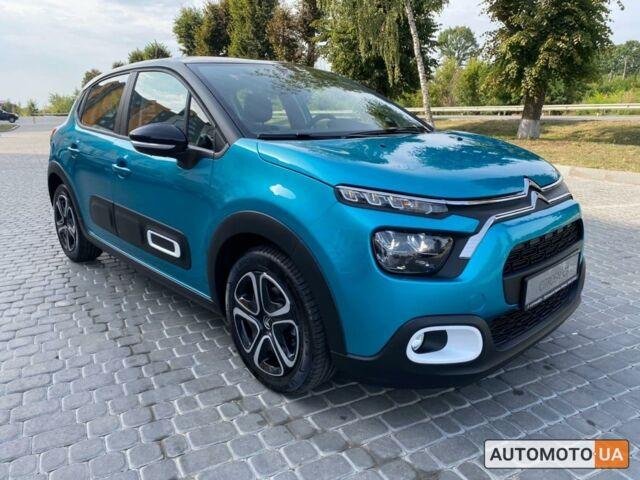 купить новое авто Ситроен С3 2021 года от официального дилера Автоцентр Поділля Citroen Ситроен фото