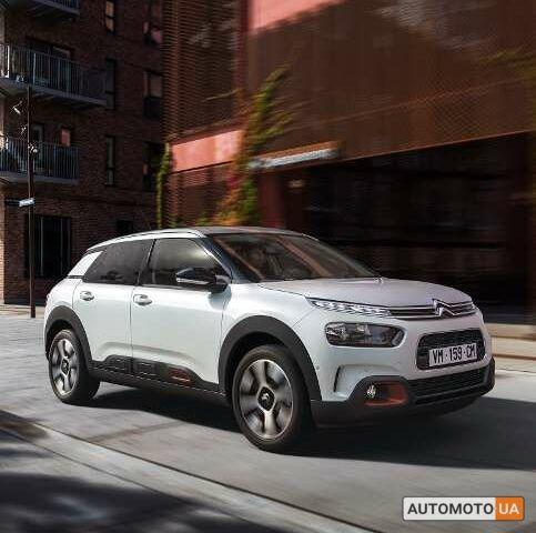 купить новое авто Ситроен C4 Кактус 2020 года от официального дилера Авто Виа Ситроен фото