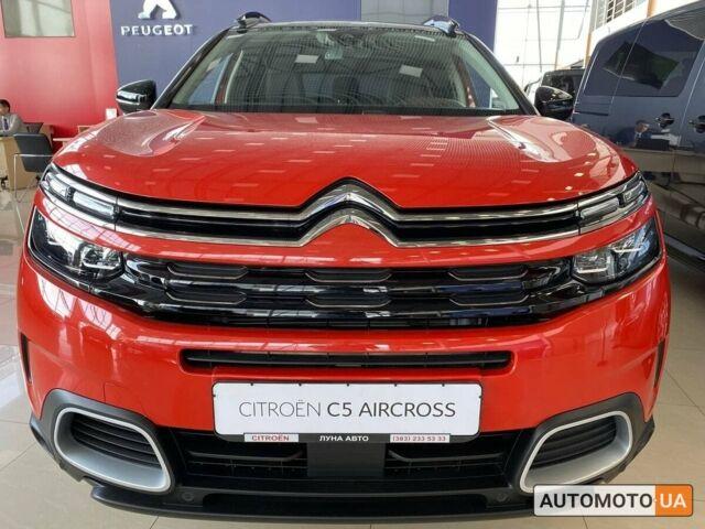 Ситроен C5 Aircross, объемом двигателя 1.5 л и пробегом 0 тыс. км за 27376 $, фото 1 на Automoto.ua