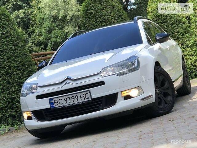 Белый Ситроен С5, объемом двигателя 0 л и пробегом 270 тыс. км за 8000 $, фото 1 на Automoto.ua