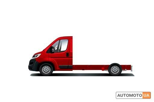 купить новое авто Ситроен Jumper шасси 2021 года от официального дилера Автоцентр Поділля Citroen Ситроен фото