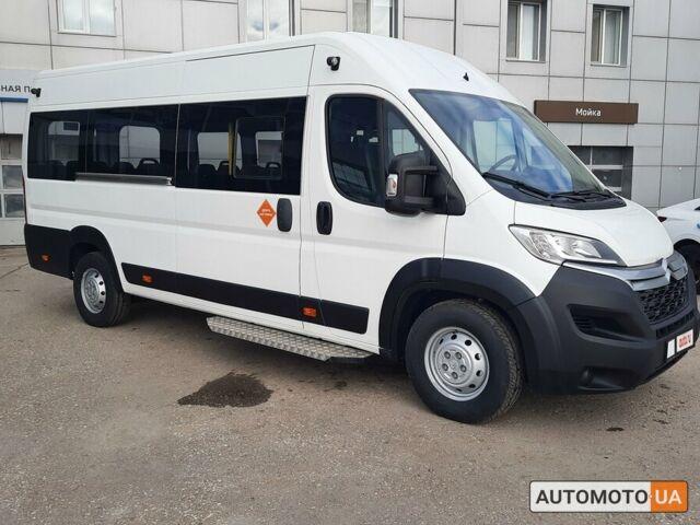 Ситроен Jumper Микроавтобус, объемом двигателя 2 л и пробегом 0 тыс. км за 46460 $, фото 1 на Automoto.ua