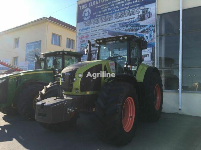 Зелений Клаас Аксіон 930, об'ємом двигуна 0 л та пробігом 1 тис. км за 0 $, фото 1 на Automoto.ua