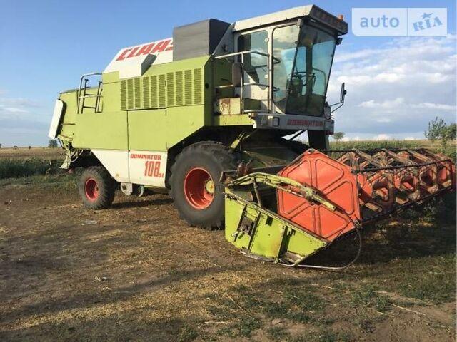 Зеленый Клаас Доминатор, объемом двигателя 8 л и пробегом 7 тыс. км за 22000 $, фото 1 на Automoto.ua