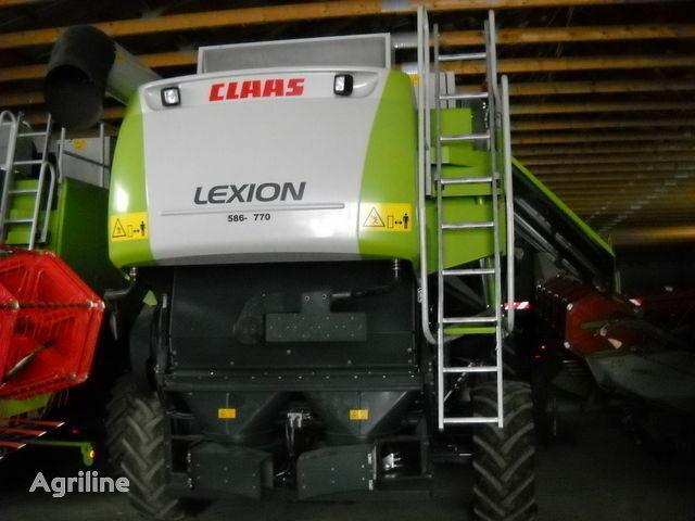 Клаас Лексион, объемом двигателя 0 л и пробегом 1 тыс. км за 162352 $, фото 1 на Automoto.ua