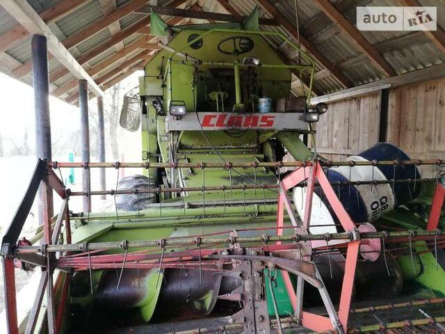 Зеленый Клаас Протектор, объемом двигателя 4.5 л и пробегом 5 тыс. км за 8500 $, фото 1 на Automoto.ua