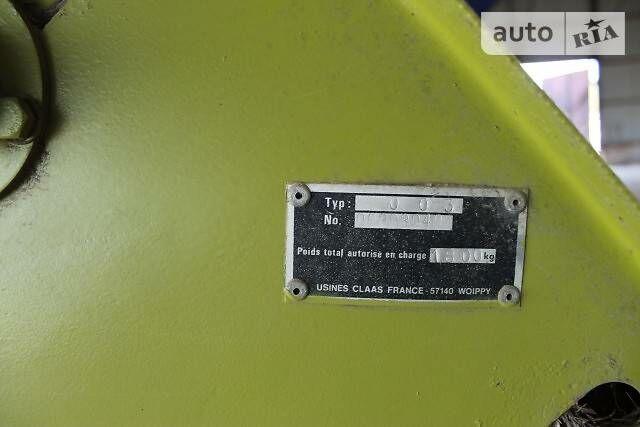 Клаас Роллант, об'ємом двигуна 0 л та пробігом 100 тис. км за 2700 $, фото 1 на Automoto.ua