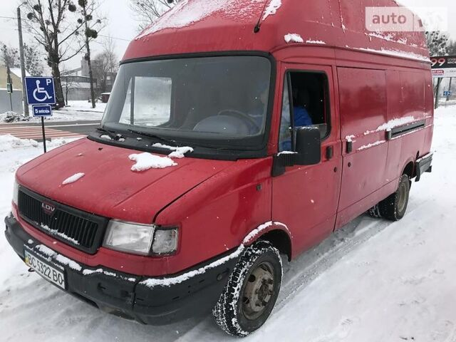 ДАФ (ВДЛ) лдв-400 конвой, об'ємом двигуна 2.4 л та пробігом 330 тис. км за 2400 $, фото 1 на Automoto.ua