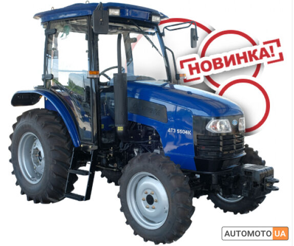 ДТЗ 5504К, объемом двигателя 3.2 л и пробегом 0 тыс. км за 13500 $, фото 1 на Automoto.ua