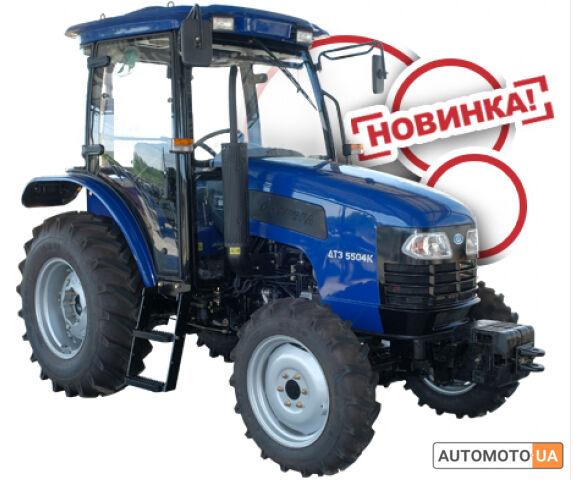 ДТЗ 5504К, об'ємом двигуна 3.2 л та пробігом 0 тис. км за 13500 $, фото 1 на Automoto.ua