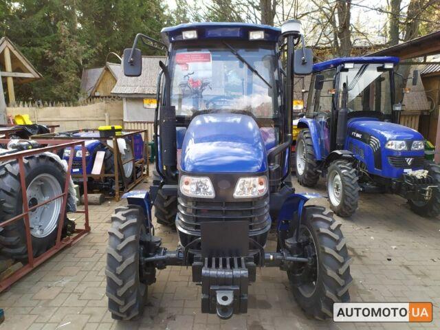 Синий ДТЗ 5504К, объемом двигателя 50 л и пробегом 0 тыс. км за 12100 $, фото 1 на Automoto.ua