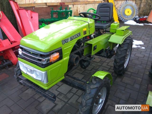 Зелений ДВ 150, об'ємом двигуна 1 л та пробігом 0 тис. км за 1992 $, фото 1 на Automoto.ua