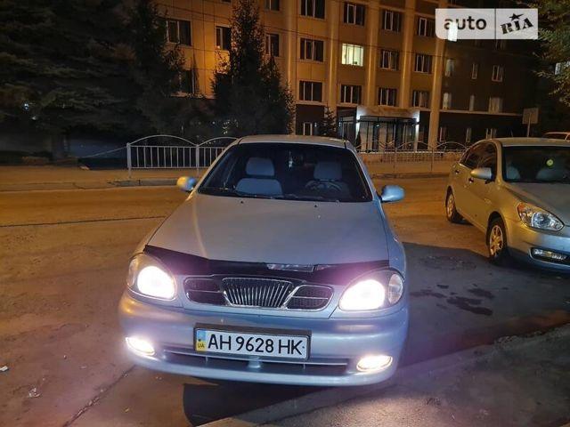Серый Дэу Ланос, объемом двигателя 0 л и пробегом 116 тыс. км за 3700 $, фото 1 на Automoto.ua