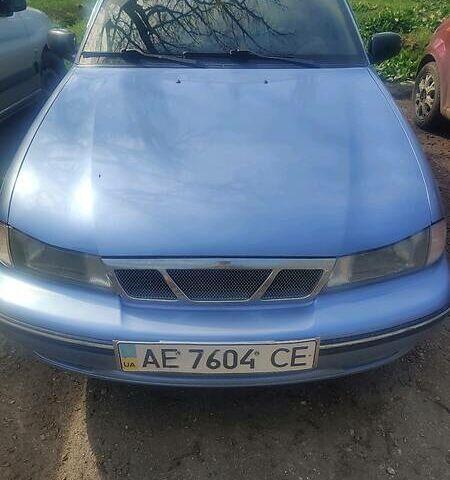 Синий Дэу Нексия, объемом двигателя 1.5 л и пробегом 121 тыс. км за 4000 $, фото 1 на Automoto.ua