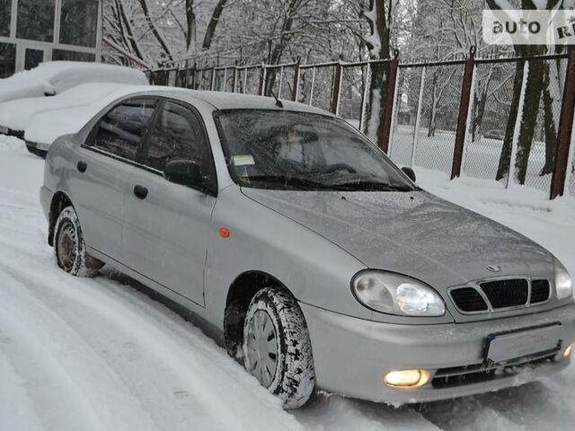 Сірий Деу Сенс, об'ємом двигуна 1.4 л та пробігом 118 тис. км за 3500 $, фото 1 на Automoto.ua