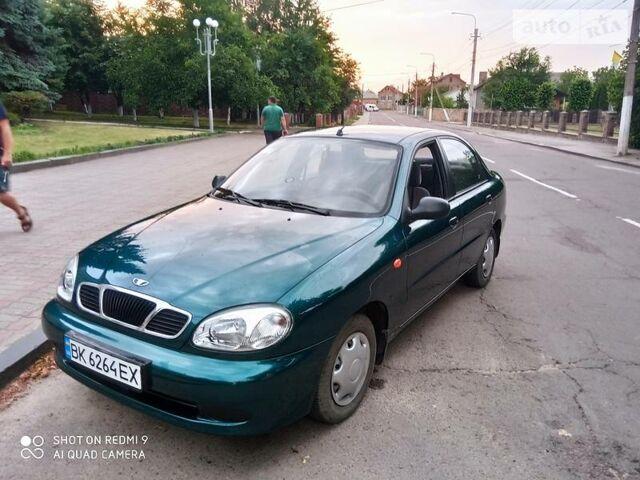 Зеленый Дэу Сенс, объемом двигателя 1.3 л и пробегом 21 тыс. км за 4500 $, фото 1 на Automoto.ua