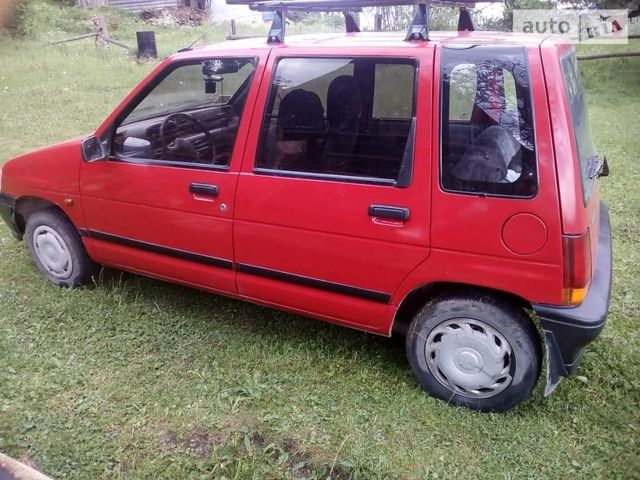 Червоний Деу Тіко, об'ємом двигуна 0.8 л та пробігом 190 тис. км за 1750 $, фото 1 на Automoto.ua