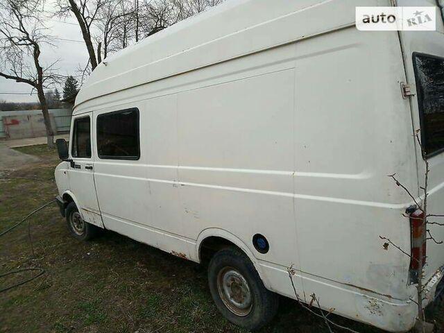Білий Даф 400 груз., об'ємом двигуна 2.5 л та пробігом 1 тис. км за 1408 $, фото 1 на Automoto.ua