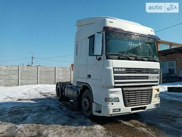 Білий Даф 95, об'ємом двигуна 0 л та пробігом 1 тис. км за 6500 $, фото 1 на Automoto.ua