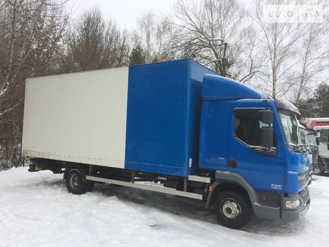 Синій Даф LF, об'ємом двигуна 4.5 л та пробігом 370 тис. км за 24950 $, фото 1 на Automoto.ua