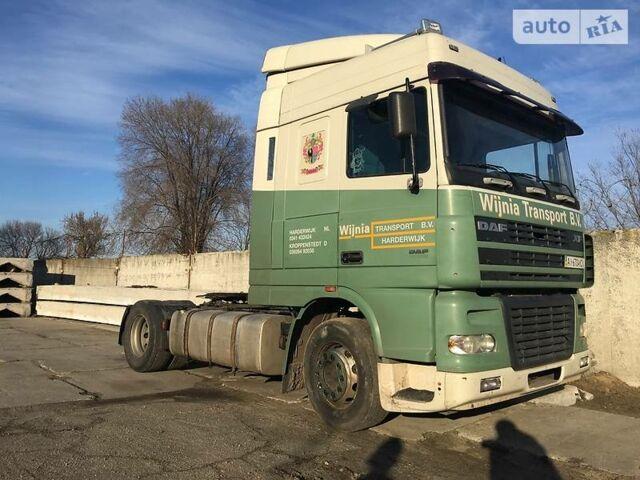 Зеленый Даф ХФ, объемом двигателя 12.58 л и пробегом 1 тыс. км за 11900 $, фото 1 на Automoto.ua