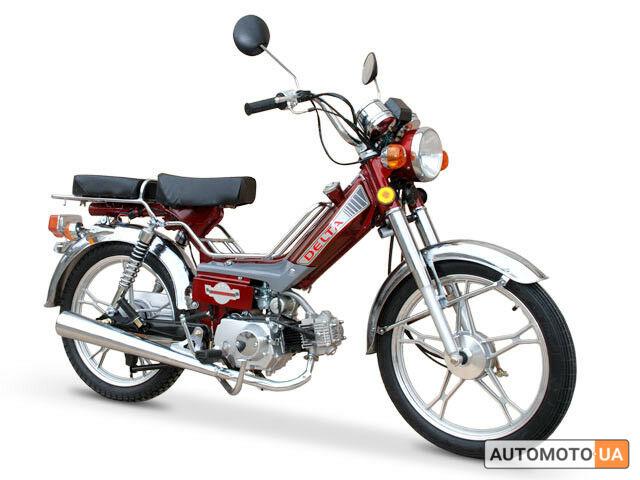 Дельта 110, об'ємом двигуна 0.11 л та пробігом 0 тис. км за 560 $, фото 1 на Automoto.ua