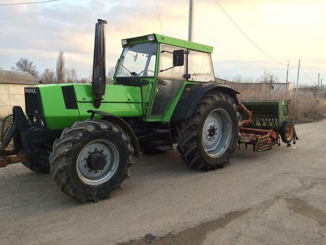 Зелений Дойц-Фахр Д, об'ємом двигуна 6.09 л та пробігом 9 тис. км за 11000 $, фото 1 на Automoto.ua