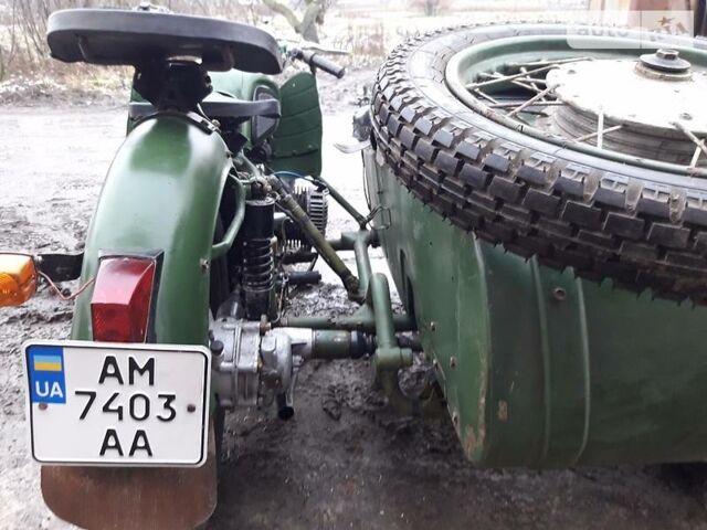 Зелений Дніпро (КМЗ) MB, об'ємом двигуна 0.75 л та пробігом 4 тис. км за 3200 $, фото 1 на Automoto.ua