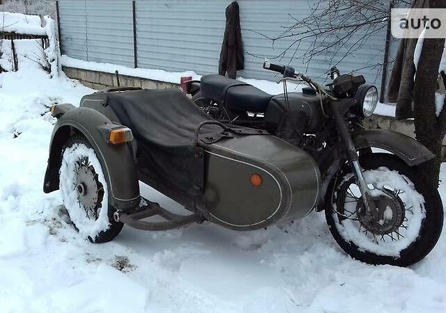 Зелений Дніпро (КМЗ) МТ-11, об'ємом двигуна 0.65 л та пробігом 9 тис. км за 400 $, фото 1 на Automoto.ua