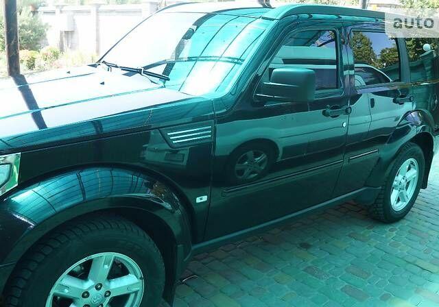 Чорний Додж Nitro, об'ємом двигуна 3.7 л та пробігом 198 тис. км за 12800 $, фото 1 на Automoto.ua