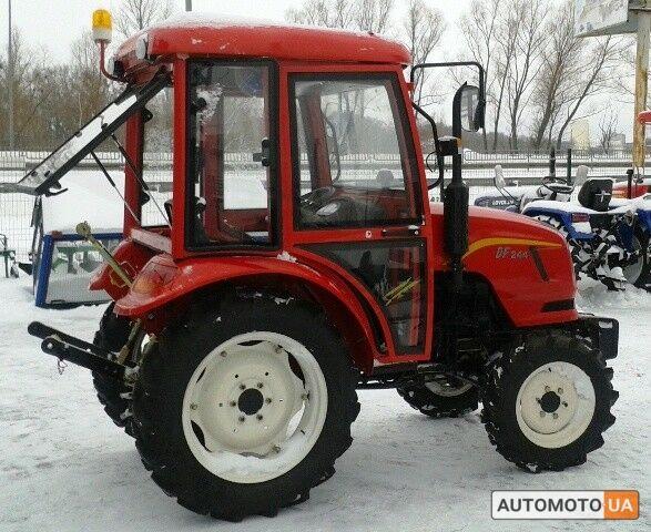 Червоний Донг Фенг 244, об'ємом двигуна 1.58 л та пробігом 0 тис. км за 2471 $, фото 1 на Automoto.ua