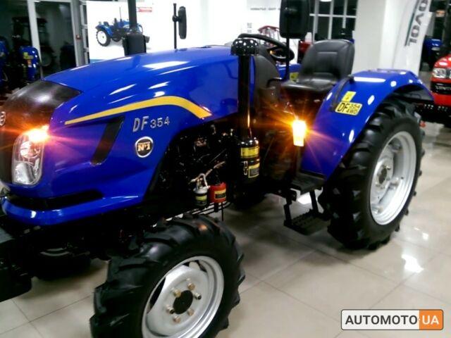 Синий Донг Фенг 354, объемом двигателя 35 л и пробегом 0 тыс. км за 8600 $, фото 1 на Automoto.ua