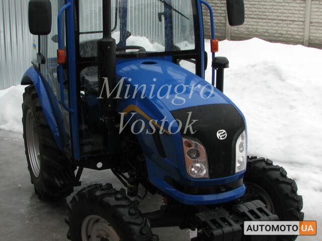 Синий Донг Фенг 404, объемом двигателя 2.54 л и пробегом 0 тыс. км за 11200 $, фото 1 на Automoto.ua