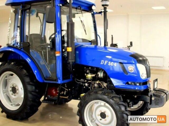 Синий Донг Фенг 504, объемом двигателя 2.3 л и пробегом 0 тыс. км за 2864 $, фото 1 на Automoto.ua