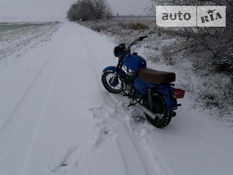 Синій Інше Інша, об'ємом двигуна 0 л та пробігом 12 тис. км за 167 $, фото 1 на Automoto.ua