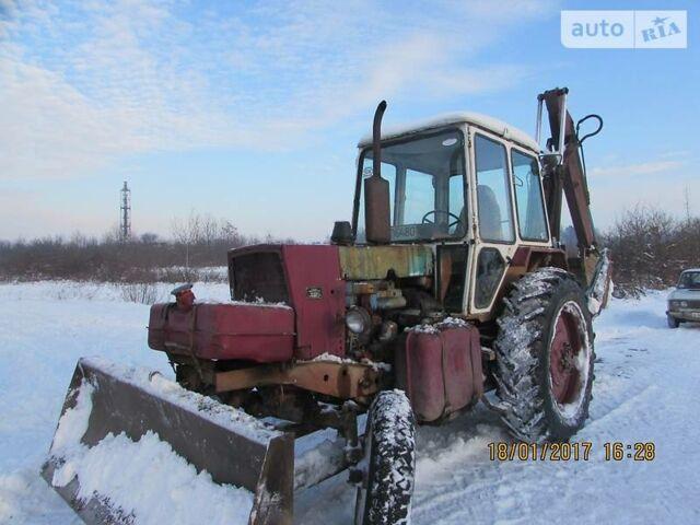 Вишневий ЕО 2621, об'ємом двигуна 3 л та пробігом 10 тис. км за 4500 $, фото 1 на Automoto.ua