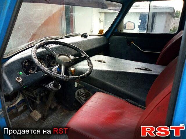 ЕРАЗ 762 пас., об'ємом двигуна 2.3 л та пробігом 530 тис. км за 800 $, фото 1 на Automoto.ua