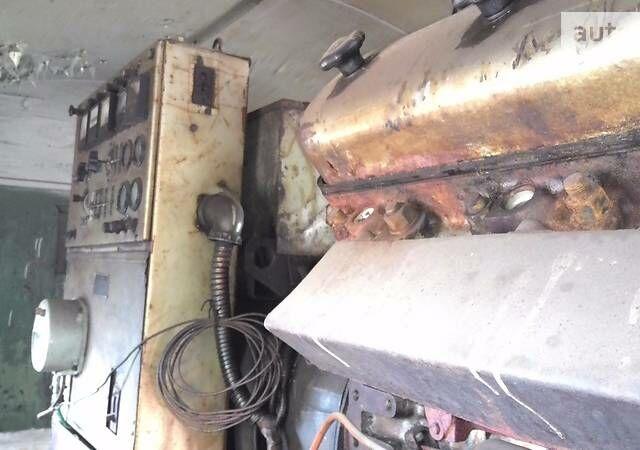 Сірий ЕСД 100, об'ємом двигуна 14.86 л та пробігом 1 тис. км за 4000 $, фото 1 на Automoto.ua