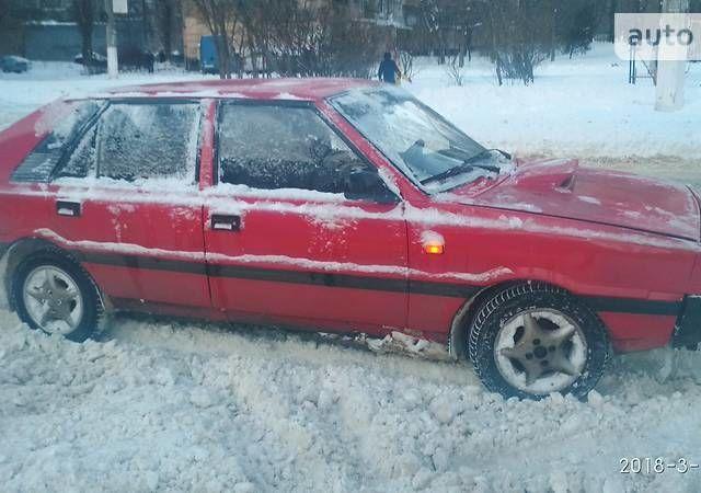 Червоний Фіат 124, об'ємом двигуна 1.5 л та пробігом 70 тис. км за 950 $, фото 1 на Automoto.ua