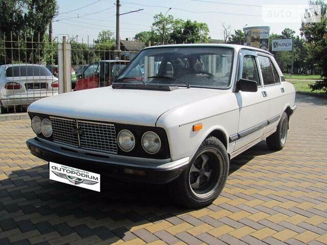 Белый Фиат 132, объемом двигателя 2 л и пробегом 58 тыс. км за 2900 $, фото 1 на Automoto.ua